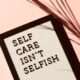 Self-Care… It is a vital part of life!